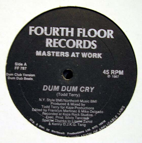 Masters At Work - Dum Dum Cry