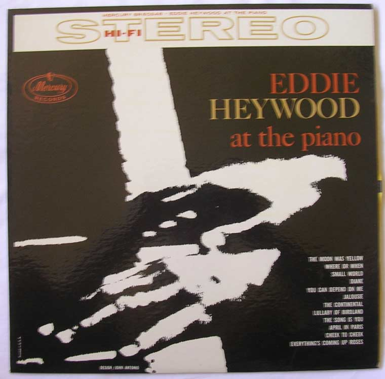 Eddie Heywood - At The Piano