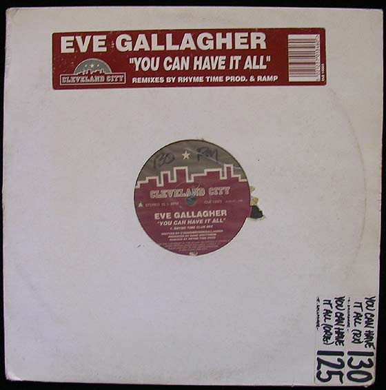 Eve Gallagher - You Can Have It All