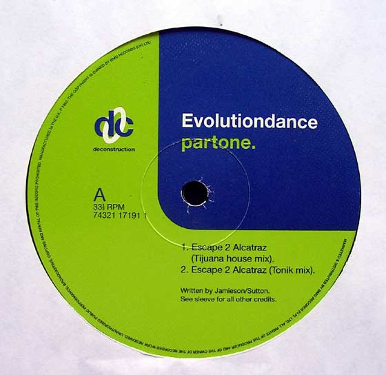 Evolution - Evolutiondance Partone