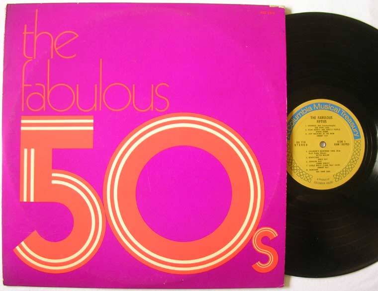 Various - The Fabulous 50s