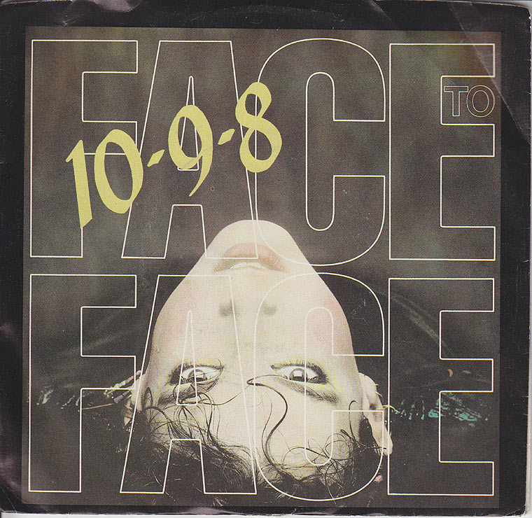 Face To Face - 10-9-8
