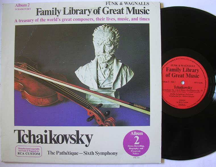 Tchaïkovsky - The Pathetique Sixth Symphony