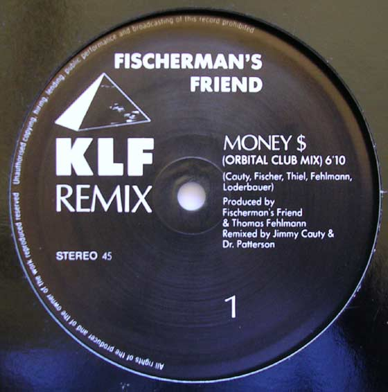 Fischerman's Friend - Money $ (KLF Remix)