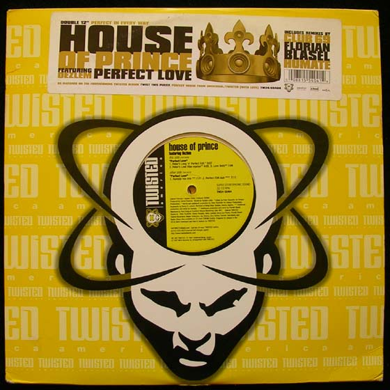 House Of Prince Feat Oezlem - Perfect Love