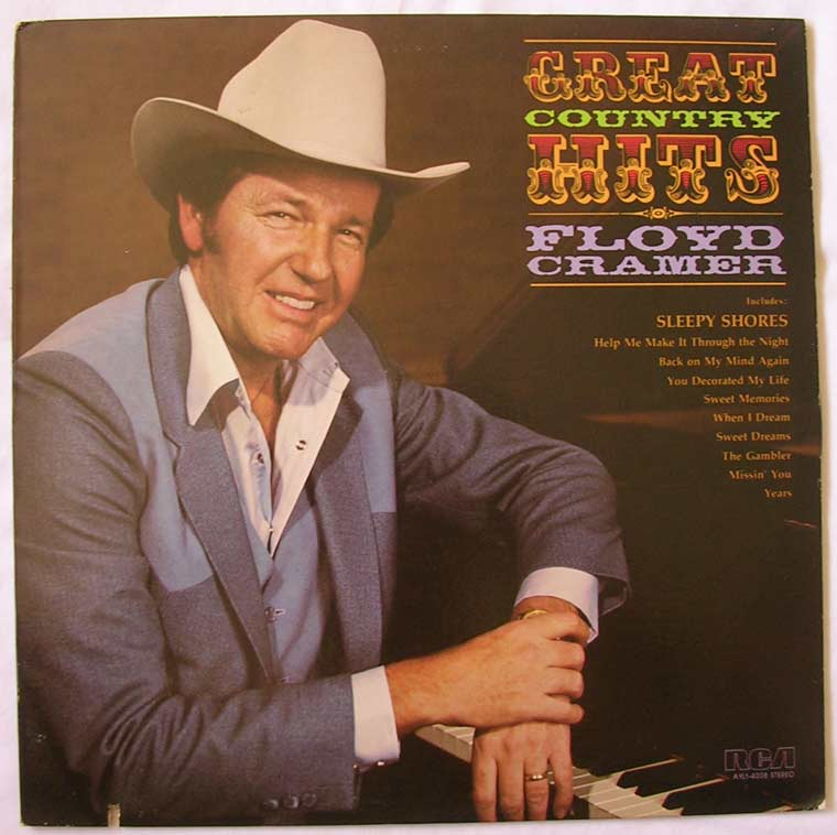 Floyd Cramer - Great Country Hits