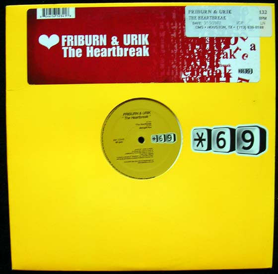 Friburn & Urik - The Heartbreak