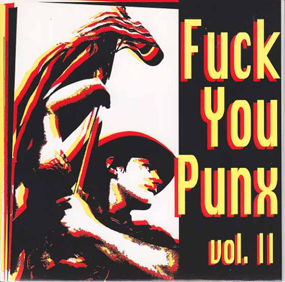 Various - Fuck You Punx Vol. 2