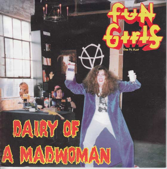 Fun Girls from Mt. Pilot - Diary of a Madwoman