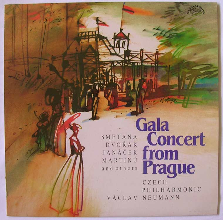 Czech Philharmonic - Gala Concert from Prague