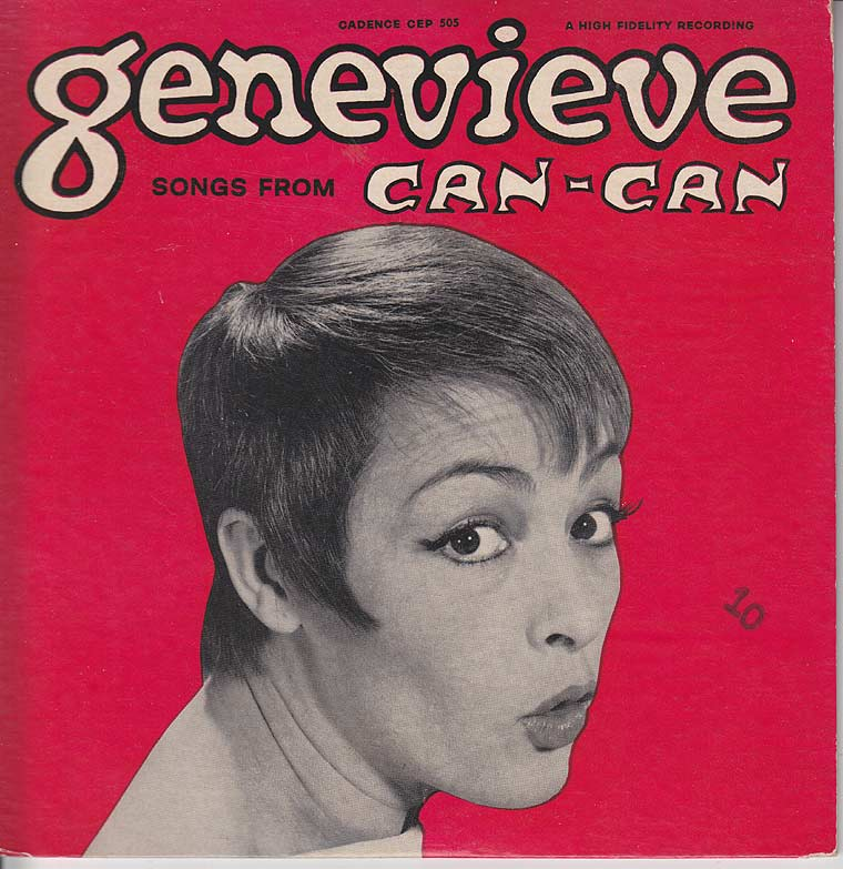 Genevieve - Songs From Can-Can