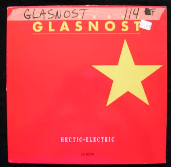 Hectic Electric - Glasnost