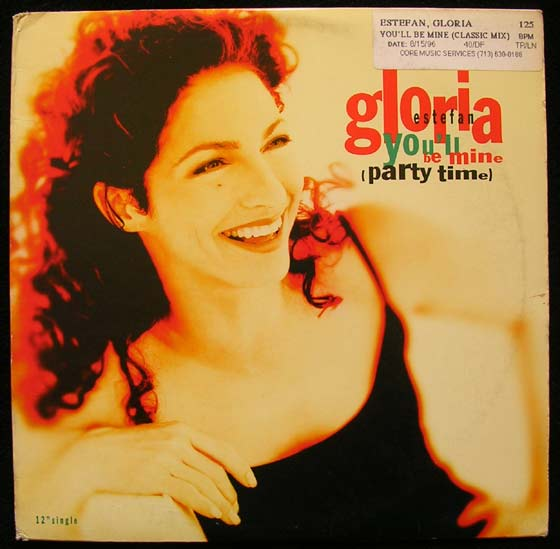 Gloria Estefan - You'll Be Mine (Party Time)