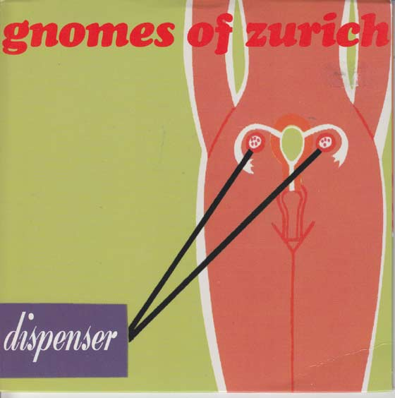 Gnomes of Zurich - Dispenser