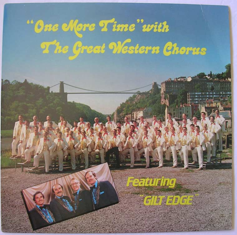 Great Western Chorus - One More Time With