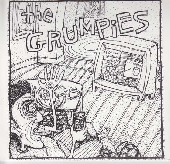 The Grumpies - Self-Titled
