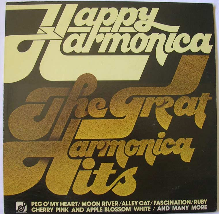 Happy Harmonica - The Great Harmonica Hits!
