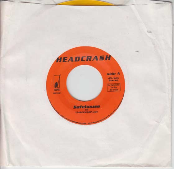 Headcrash - Safehouse