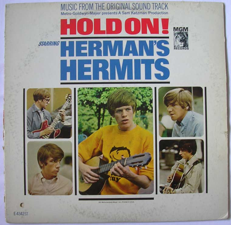 Herman's Hermits - Hold On