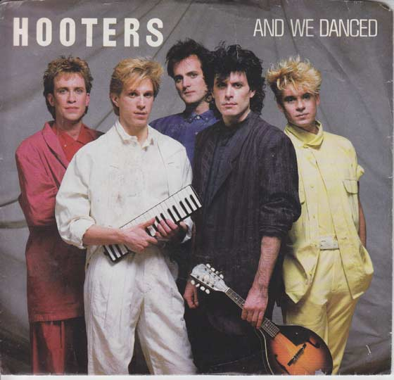 Hooters - And We Danced