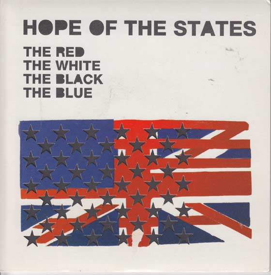 Hope Of The States The Red The White The Black The Blue