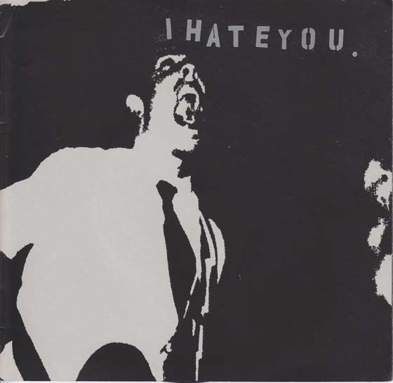 I Hate You - The Prime Directive