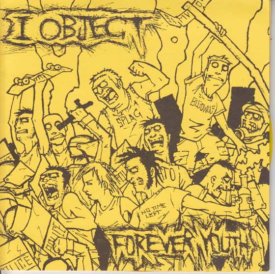 I Object / Forever Youth - Split