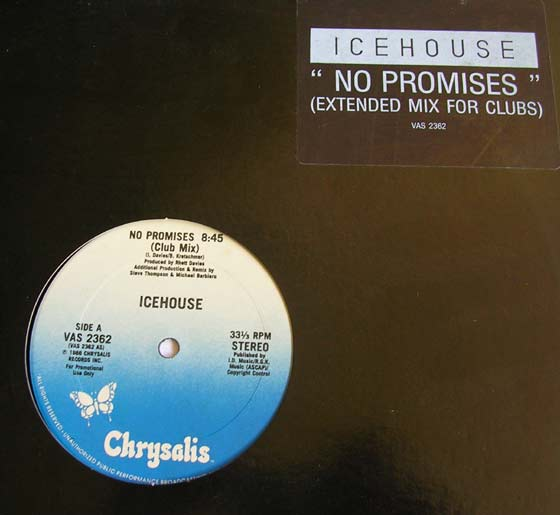 Icehouse - No Promises (Club Mix)