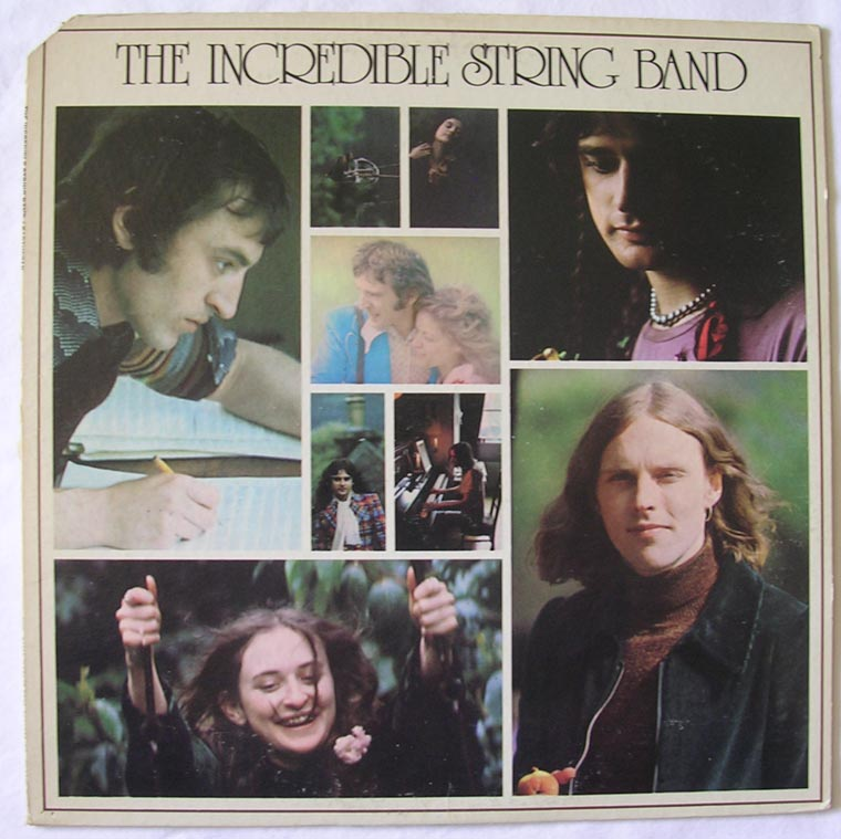 The Incredible String Band - Earthspan