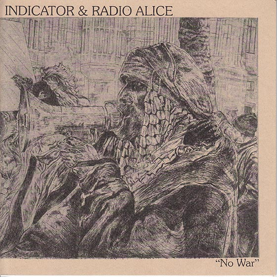 Indicator / Radio Alice  - Split