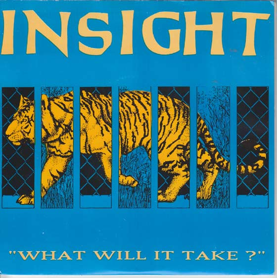 Insight  - What Will It Take