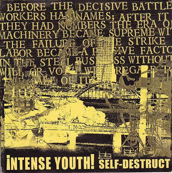 Intense Youth - Self Destruct