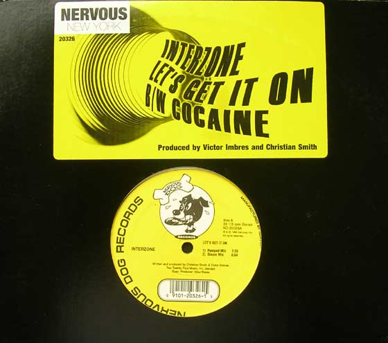 Interzone - Let's Get It On