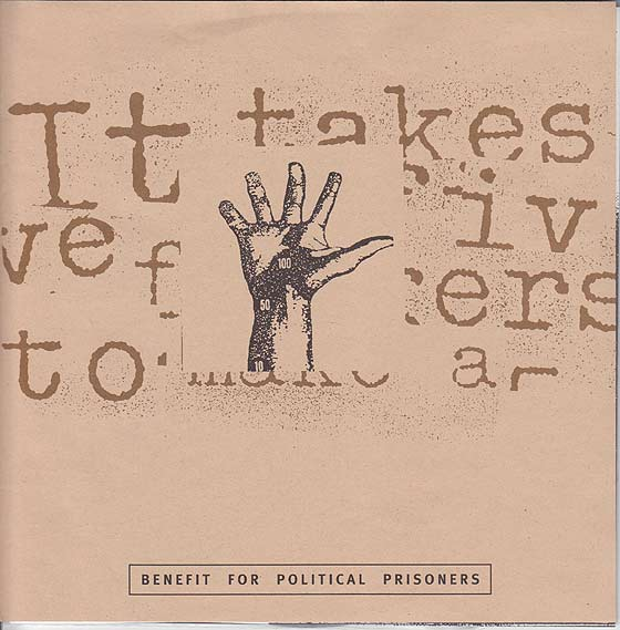 V/A - It Takes Five Fingers To Make A Fist