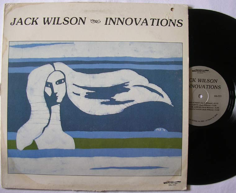 Jack Wilson Innovations By Discovery Records Vinyl45lp Com