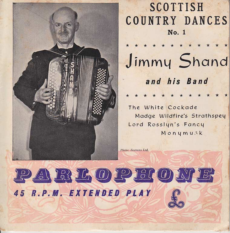 Jimmy Shand And His Band - Scottish Country Dances