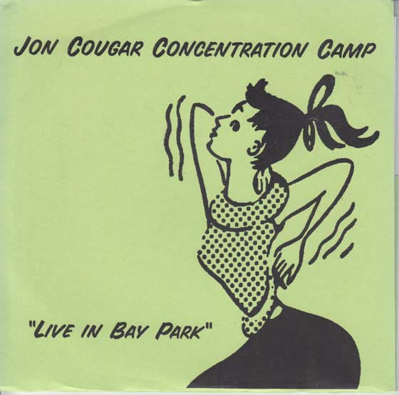 Jon Cougar Concentration Camp - Live in Bay Park