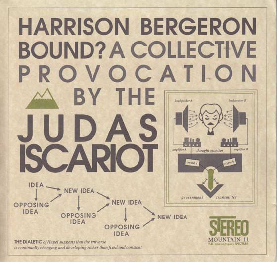 The Judas Iscariot  - Harrison Bergeron Bound