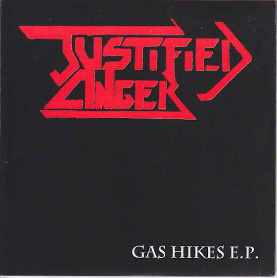 Justified Anger - Gas Hikes