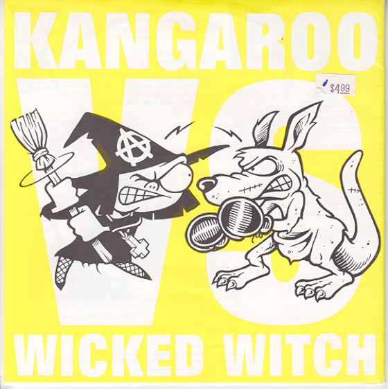 Various Artists - Kangaroo VS Wicked Witch