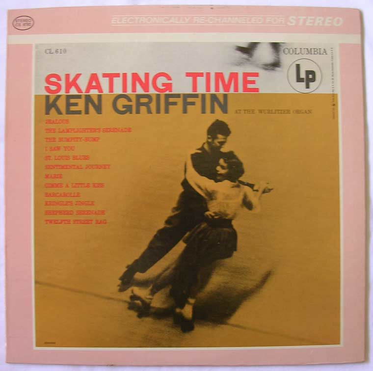 Ken Griffin - Skating Time