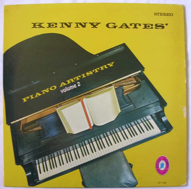 Kenny Gates - Piano Artistry Volume