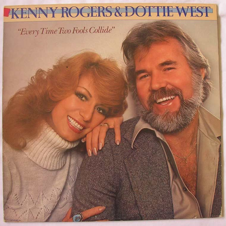 Kenny Rogers & Dottie West - Every Time Two Fools Collide