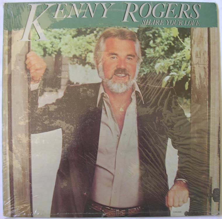 Kenny Rogers - Share Your Love