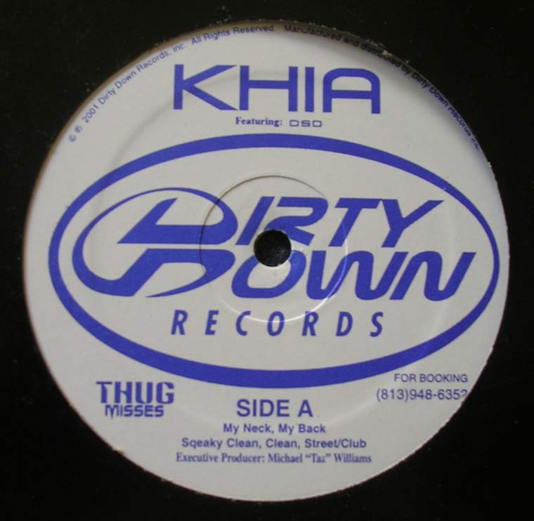 Have Khia lick it good opinion