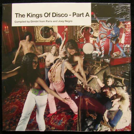 V/A - The Kings Of Disco - Part A