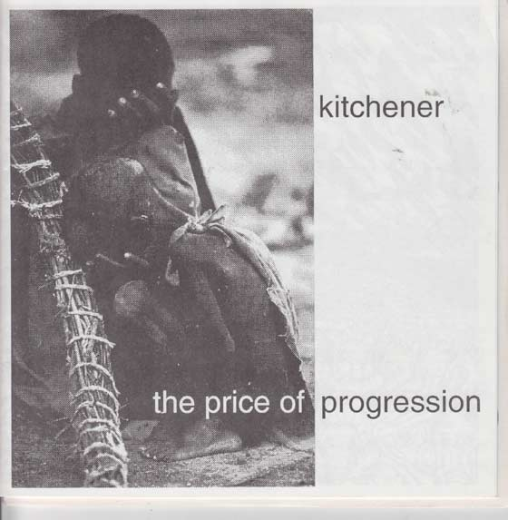Kitchener - The Price of Progression
