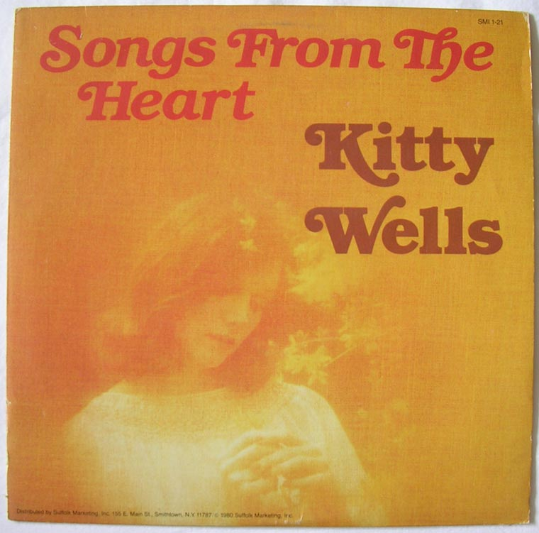 Kitty Wells - Songs From The Heart