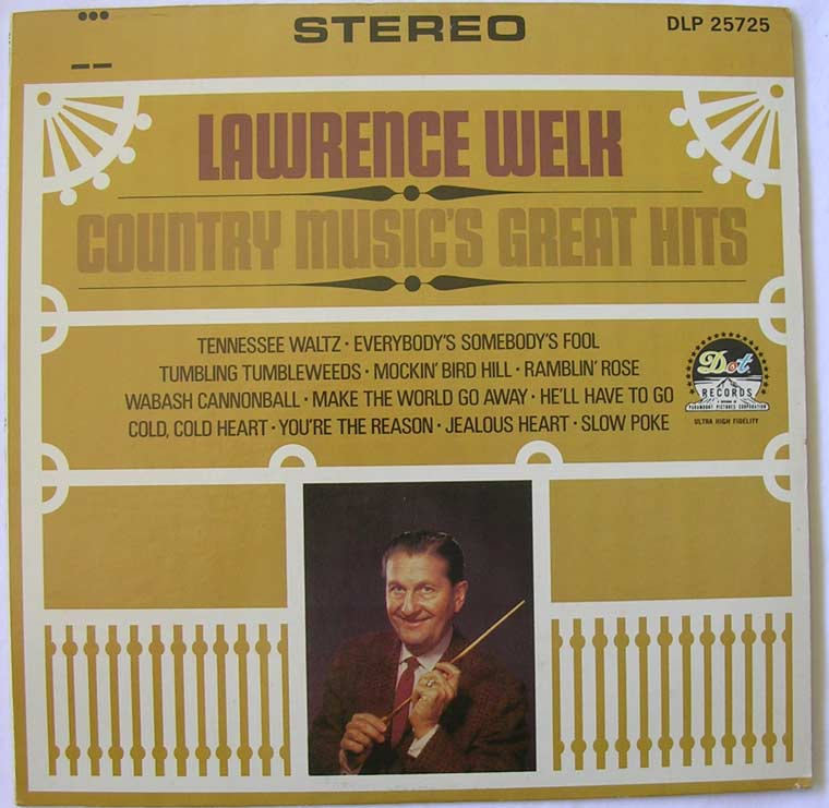 Lawrence Welk - Country Music's Great Hits