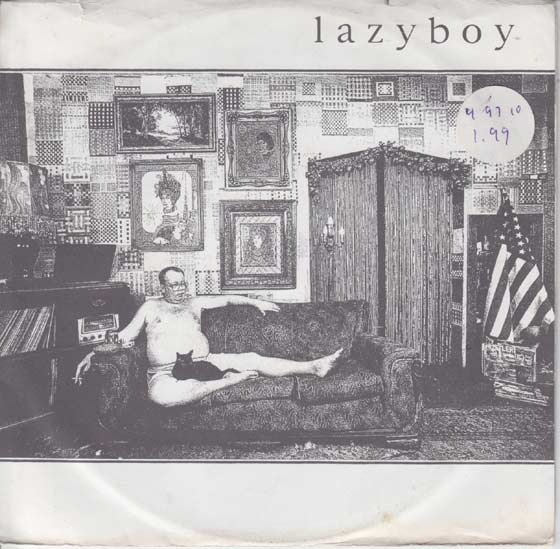 Lazyboy - Fill It